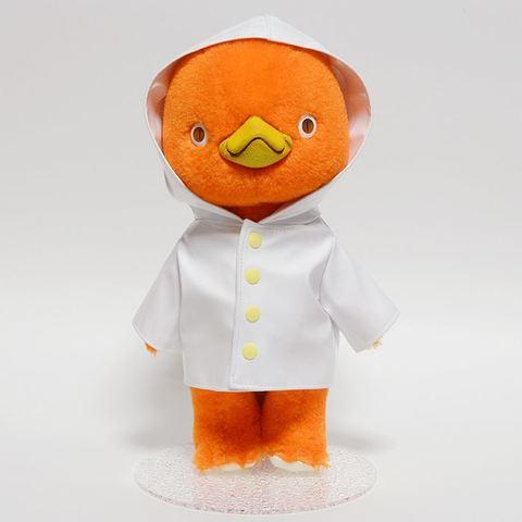#98 カッパ wears カッパ(オレンジパプリカ)