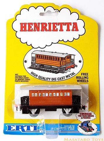 ERTL Henrietta