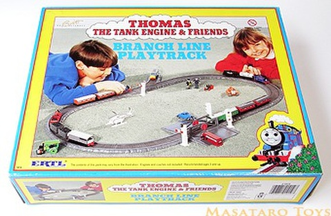 ERTL Branch Line Playtrack