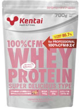 kentai 100%CFM          WHEY Protein ストロベリー味                 700g