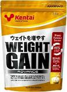 kentai WeigtGAIN ADVANCE Protein バナナラテ1kg