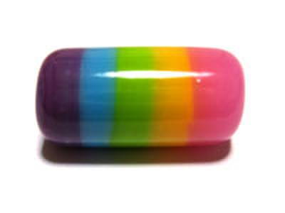 太陽光スペクトル管玉不透明