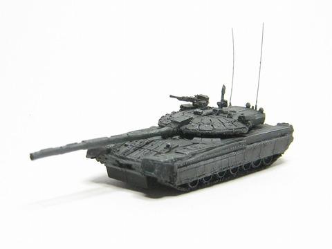 ロシア 試作戦車チョルヌイオリョール