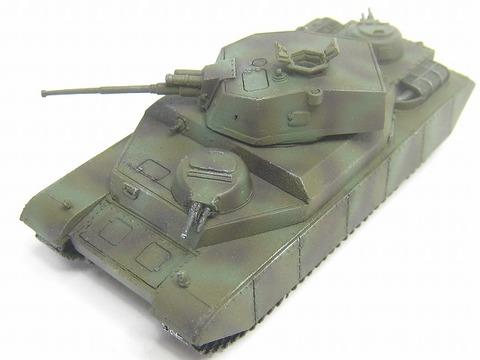 日本郡陸軍 試製超重戦車<100t オイ>