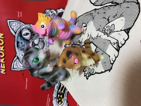 猫怪獣袋 ネコロン版