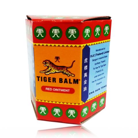 TIGER BALM/タイガーバーム(赤)[30g]