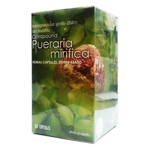Pueraria mirifica/プエラリアミリフィカ[60錠]