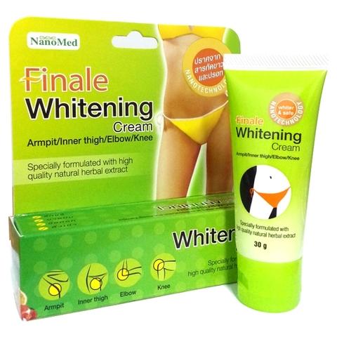 Finale Whitening Cream/フィナーレ ホワイトニング クリーム[30g]