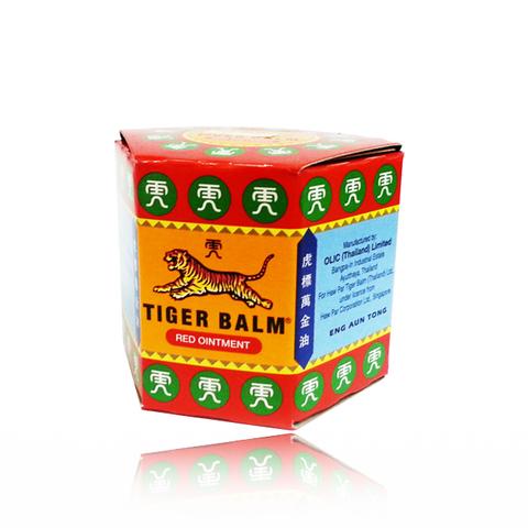 TIGER BALM/タイガーバーム(赤)[19.4g]