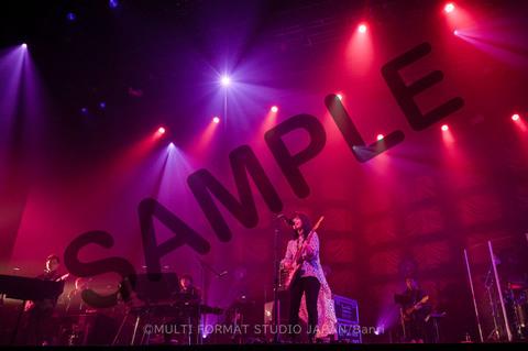 (F)10周年記念 LIVE PHOTO パネル