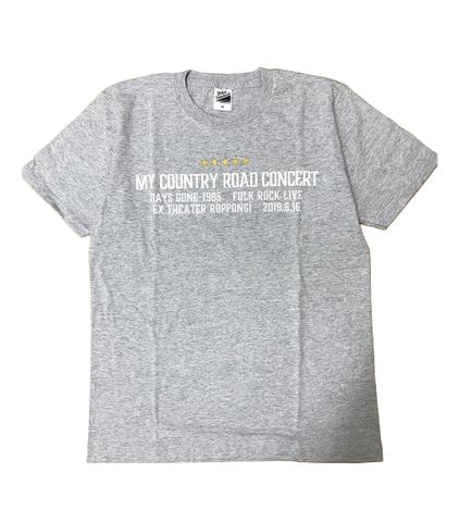 MCRC2019 Tシャツ(グレー)