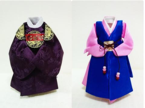韓服ボトルカバー(男性服)
