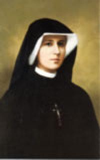ご絵「聖ファウスティナ」
