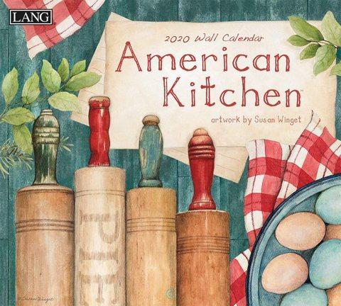 2020年度 アメリカン キッチン  USA ラング