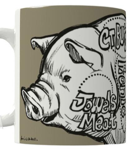 マグカップ(pork)