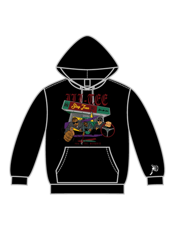 "ILL-TEE ""s/t"" SPECIAL HOODIE DEAL"