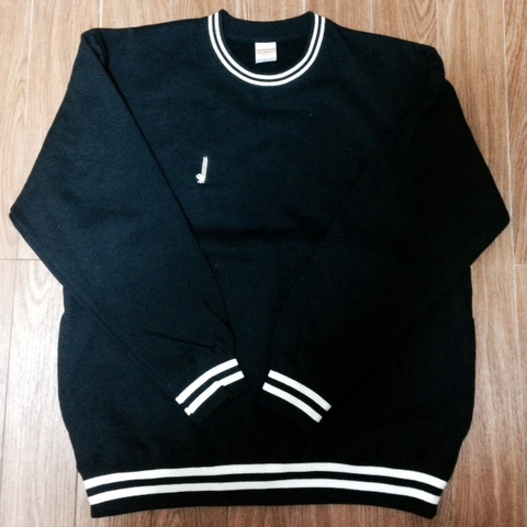 MNM RABBIT SWEAT[BLACK]-size XL