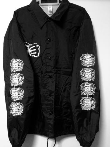 """ARMS""COACH JACKET-sizeL"