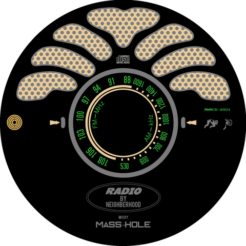 RADIO BY NEIGHBORHOOD / MASS-HOLE