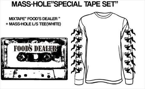 "MASS-HOLE / FOOD'S DEALER""SPECIAL SET-size L"