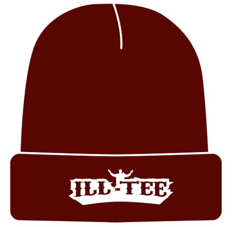 "ILL-TEE ""BANG"" KNIT CAP(予約商品)"