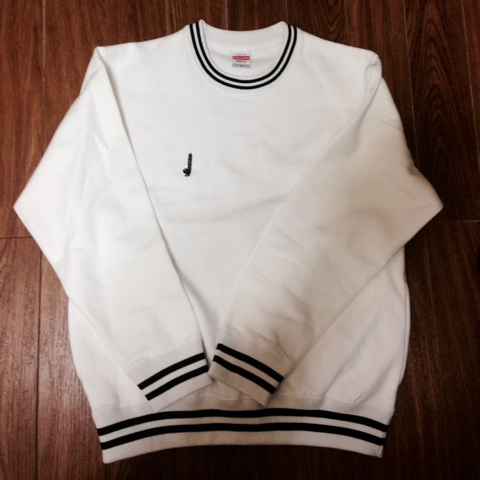 MNM RABBIT SWEAT[WHITE]-sizeM