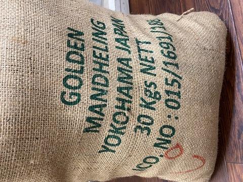 焙煎豆 インドネシア ゴールデン・マンデリン  200g