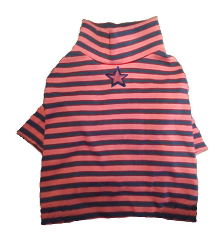 RNストライプTシャツ