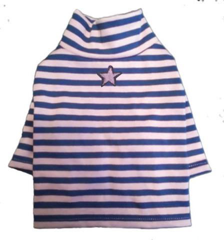 PNストライプTシャツ