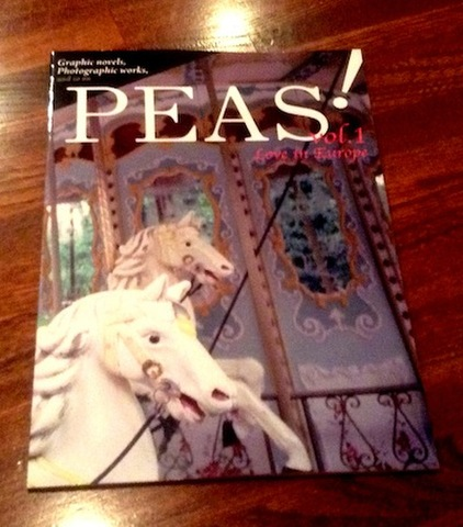 PEAS! vol.1 - Love in Europe -
