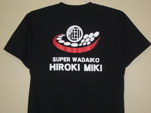 御木裕樹ロゴTシャツ101B-Mサイズ