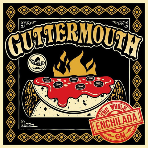 Guttermouth  : The Whole Enchilada CD