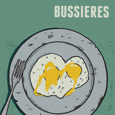 Bussieres : Sunny Side Up CD