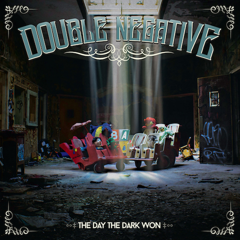Double Negative : The Day The Dark Won CD