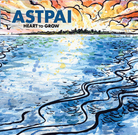 Astpai : Heart To Grow CD