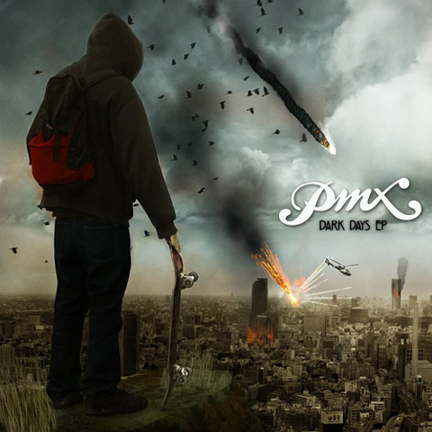 PMX : Dark Days EP CD