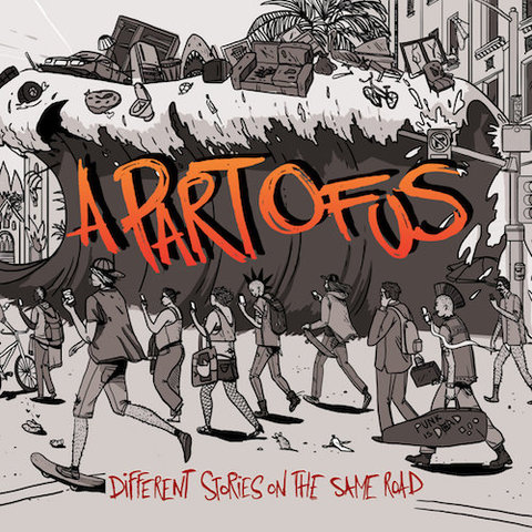A Part Of Us : Different Stories On The Same Road CD