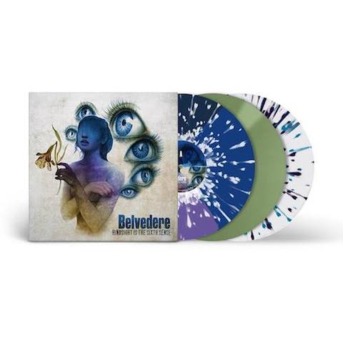 【予約】Belvedere : Hindsight Is The Sixth Sense LP