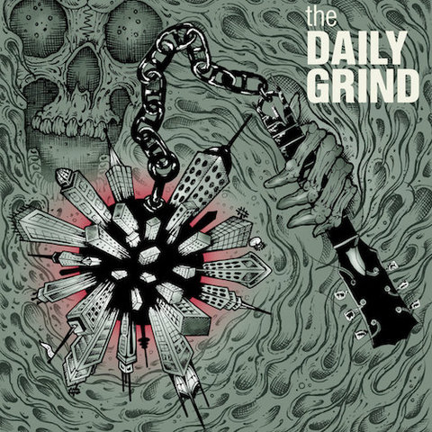 The Daily Grind : S/T CD