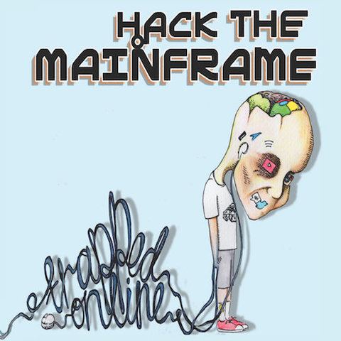 Hack The Mainframe : Trapped Online CD