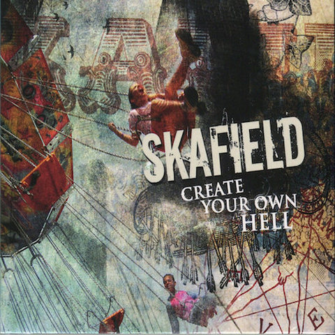 Skafield : Create Your Own Hell CD