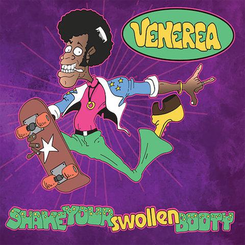 Venerea : Shake Your Swollen Booty CD