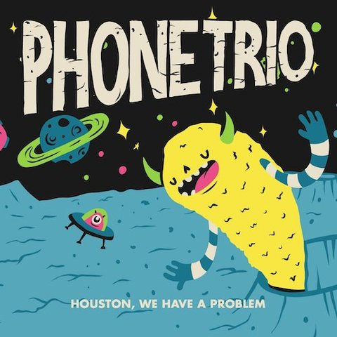 Phone Trio : Houston, We Have A Problem CD