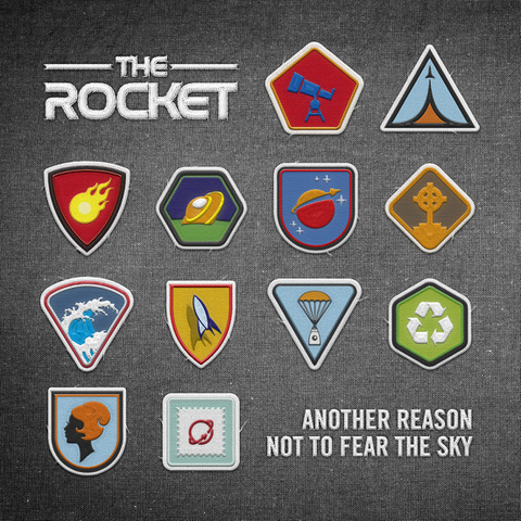 The Rocket : Another Reason Not To Fear The Sky CD