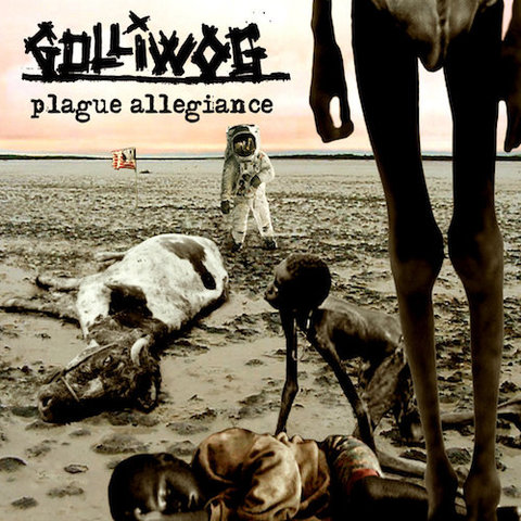 Golliwog : Plague Allegiance CD