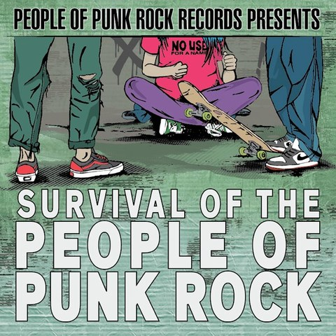 V/A : Survival Of The People Of Punk Rock CD