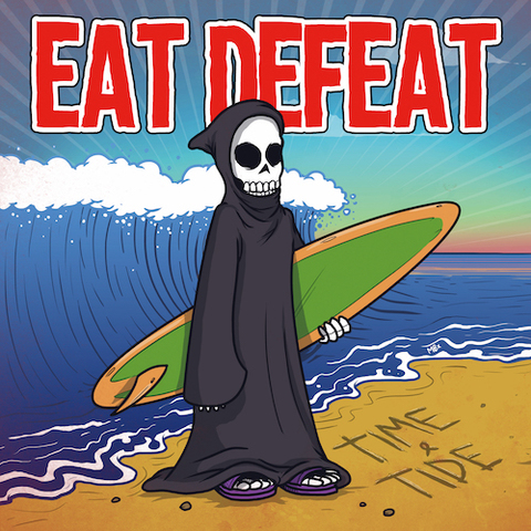 Eat Defeat : Time & Tide JPN CD