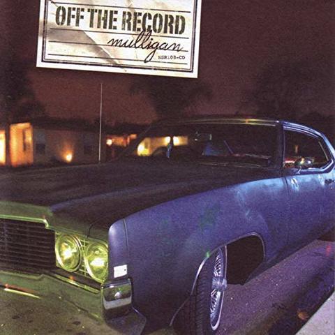 Off The Record : Mulligan CD