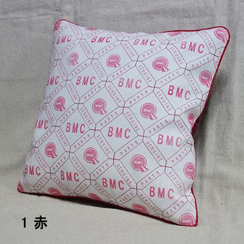 BMC柄クッションカバー