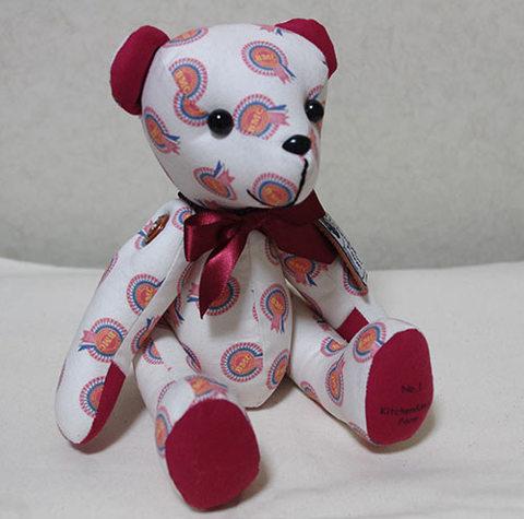 TEDDY BEAR(ロゼッタ柄)